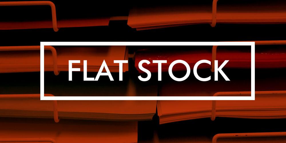 Flat Stock Printing