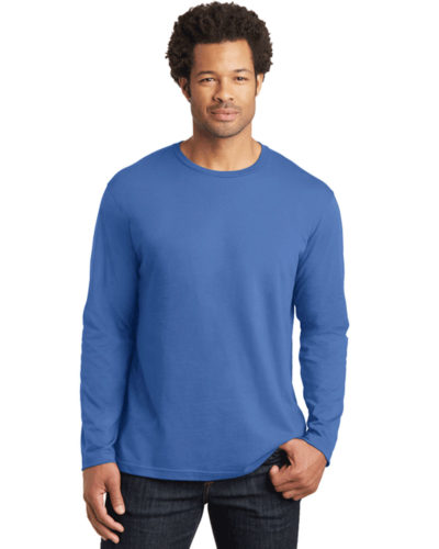 17ff6f68 Long Sleeve Tee – District Made DT105 – Perfect Weight Long Sleeve